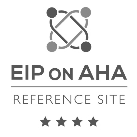 Reference Site 4 * EIP on AHA - Logo